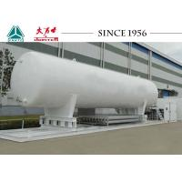 20000 L Liquid Co2 LNG Storage Tank Shorter Loading And Unloading Times Manufactures