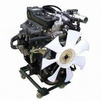 CNG or LPG Engine Assembly for Toyota 4Y, with 64/4600 (86hp) Rated Power Manufactures