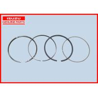FVR 6HK1  Isuzu Piston Rings 8980401250 0.1 KG Net Weight Small Size Manufactures