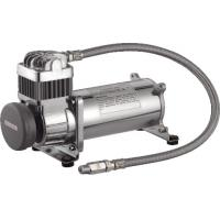Heavy Duty Portable Black Silver Chrome Air Suspension Air Tank For Off Road Vehicle Manufactures