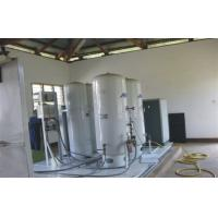China Small Cryogenic Industrial Oxygen Plant , Internal Compression Air Separation Unit on sale