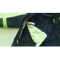 EN469 Standard Fireman's Fire-fighting Suit/Fire Protective suit/Fire resistant clothes Manufactures