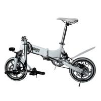 "14"" Non Slip Safe Foldable Electric Bike Endurance 3-4 Hours 25 KM/H Max Speed Manufactures"
