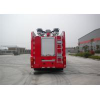 50kw Electric Generator Lighting Fire Department Vehicles With Power Distribution System Manufactures