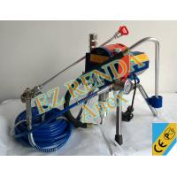 Airless Paint Spraying Machine With Piston Pump For Professional And Home Users Manufactures
