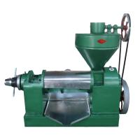 6YL-120 screw oil press, oil expeller. Groundnut, peanut, sesame seed oil press, agricultural oil press ,bio oil press Manufactures