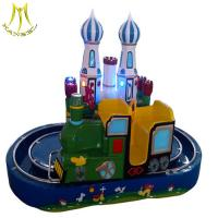 Hansel outdoor kids ride on  wooden toys kiddy rides merry go round horse Manufactures