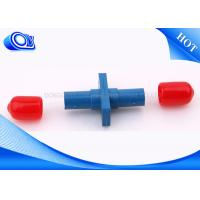 China Simplex Plastic ST-ST Fiber Optic Adapter Optic equipment on sale