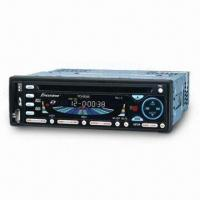 Car CD Player with One Touch Release Fold down Detachable Panel and 4 x 45W High Power Output Manufactures