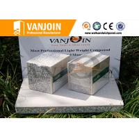 Easy and fast construction sound insulation prefab living home sandwich boards Manufactures