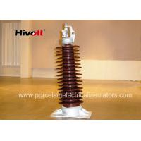 Horizontal Type Line Post Insulator With Top Clamp ANSI 57-26 Manufactures
