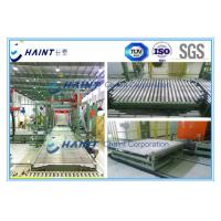 Paper Mill Pallet Handling Systems Customized Model With Roller Conveyor Manufactures