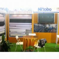 100% Cotton Fabric, Resin Interlining with PES, HDPE and LDPE Coating Manufactures