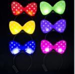2012 New LED Flash Headband Manufactures