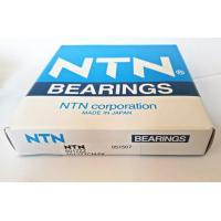 Buy cheap NTN 6017ZZ High Precision Deep Groove Ball Bearing For Pumps With 22 Mm Width from wholesalers
