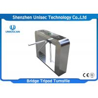 China High Speed Automatic Pedestrian Security Gate 3 Roller Tripod Turnstile UT550D on sale