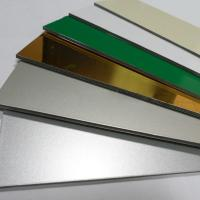 low price and hot sale exterior wall aluminum composite panel/acp