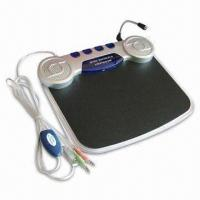 China Mouse Pad, USB Hub with Speaker and Microphone on sale