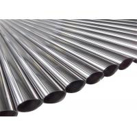 304 Stainless Steel Round Pipe , Stainless Steel Seamless Pipe Manufactures