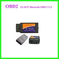 ELM327 Interface Bluetooth OBD2 Auto Scanner V1.5 OBDII OBD 2 II car diagnostic Manufactures