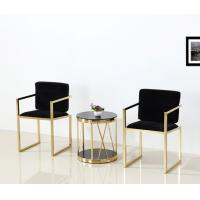 steel Metal furniture and Metal Material table legs or chair with mirror polished Manufactures