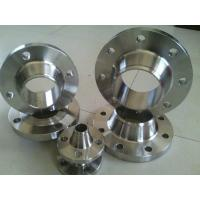 Quality Forged ASME B16.5 WN SO BL Duplex Flange S31803 S32205 for sale