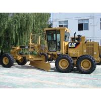 125KW Engine power PY165C-2 Cat Motor Grader for ditching, grading, slope Manufactures