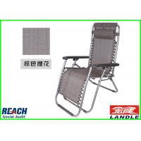 Personalized Backpack Promotional Sports Products Folding Chaise Lounge Chairs Manufactures