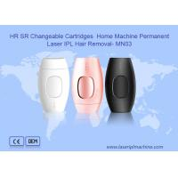 China 15 X 50mm Spot Size Ipl Hair Removal Machine SR HR Changeable Cartridges on sale