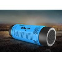 LED Flashlight Portable Bluetooth Speakers Waterproof For Outdoor Bicycle Sporting Manufactures