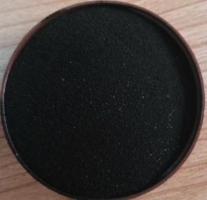 Black Natural Seaweed Organic Fertilizer With 22% Alginic Acid And 10% K Manufactures