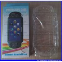 Quality PS Vita 2000 crystal case PS vita 2000 game accessory for sale