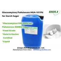 Stable Activity Glucoamylase Enzyme High Conversion For Starch Suger Industry Manufactures