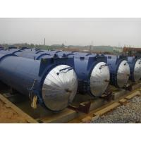 Large Scale Steam Brick / AAC Concrete Autoclave Φ2.68 × 38m / Pressure Vessel Autoclave AAC autoclave Manufactures