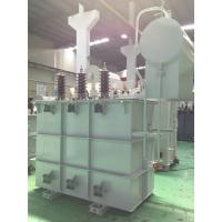 3 Phase Electrical Power Transformer 35KV 2MVA With Copper Winding For Factory Manufactures