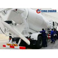 China Ready Mix Concrete Mixer Trucks 1 Year Warranty With 16m3 Loading Capacity on sale