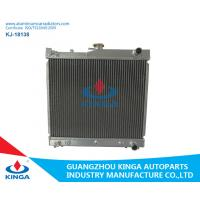 Aluminum Suzuki Car Radiator for Jimny'98-at with OEM 17700-84200 Manufactures