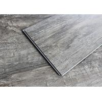 China Damp Proof Dry Back Vinyl Plank Flooring High Wear Resistant Without Harmful Material on sale