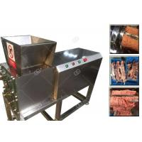 Automtic Chicken Deboning Machine Fish Bone Separator High Capacity 300-600 Kg / H Manufactures