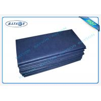 Printed PP Nonwoven with PE Film Laminated Fabric 160cm Width Coated Nonwoven Manufactures