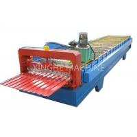 380V 300H Steel Frame Cold Roll Forming Machines With 16 Stand Rollers Manufactures