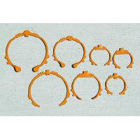 China Powder Coated Steel Snap Rings Metal Stamping Mold Industrial Use on sale
