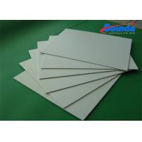 Quality Laminate PVC Foam Sheet with Smooth Matte Finish High Strength Light Weight for sale