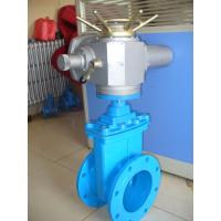 Electric BS5150 / BS5163 1.6 MPa Gate Valve ISO & CE Certificate Manufactures