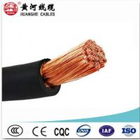 Black Orange Red Flexible Welding Cable Rubber Insulated IEC Standard Manufactures