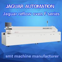 Hot Air 8 Heating zone SMT Reflow Oven Machine Length of heating 3100mm Manufactures