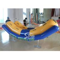 4 persons inflatable seesaw water toys for kids and adults water park adventure Manufactures