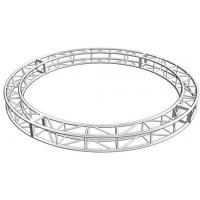 China Outdoor Lighting Aluminum Stage Truss, R0010 Square Circlefor Square Bolt Truss on sale