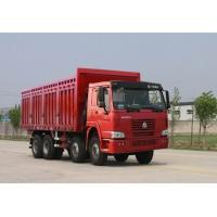 China white color Dumper truck Drive Model 8X4 howo for Construction Transport on sale