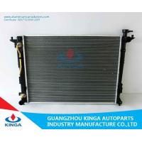 25310-2Z100 Automotive Engine Radiator For HYUNDAI IX35 2010- AT Manufactures
